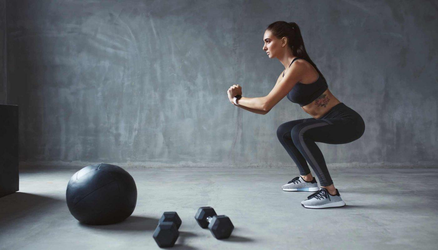 scheda allenamento donne a casa